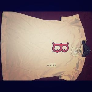 Brand New Boston Red Sox white T-shirt
